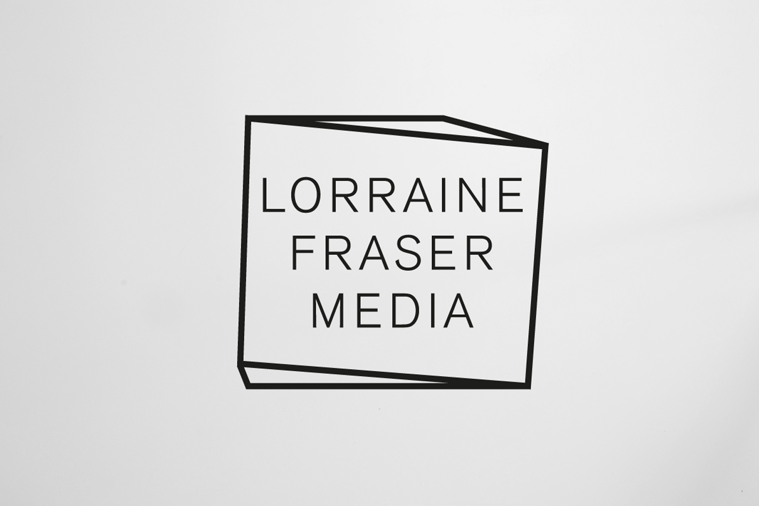 LORRAINE FRASER MEDIA UP TO YOU PROFESSIONAL SERVICES ART & CULTURE GRAPHIC DESIGN BRAND IDENTITY