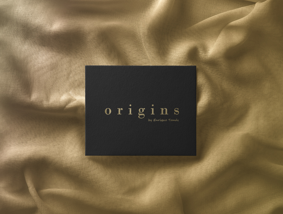 ORIGINS ENRIQUE TOMAS MAD BCN UP TO YOU STUDIO AIRPORT HOSTELERIA & RESTAURACION DISEÑO DE CONCEPTO GLOBAL DISEÑO DE INTERIORES BRANDING