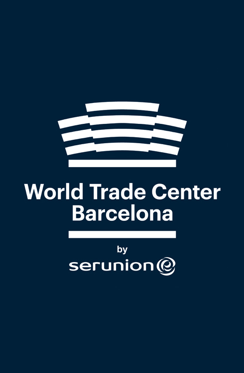 WTC BARCELONA UP-TO YOU STUDIO EVENTS & CONFERENCES GRAPHIC DESIGN BRAND IDENTITY