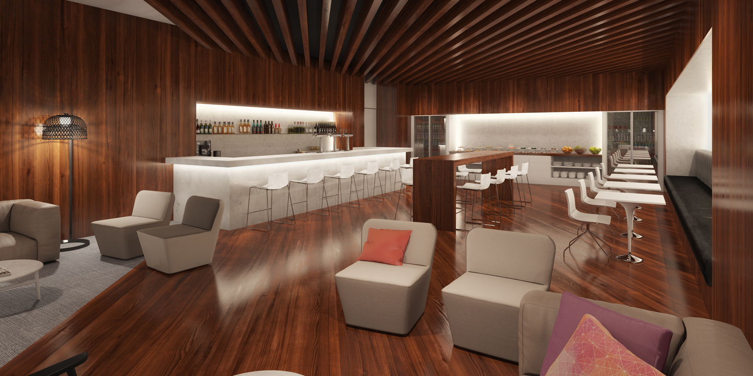 VIP LOUNGE CENTURION LOUNGE AMERICAN EXPRESS UP TO YOU STUDIO AIRPORT INTERIOR DESIGN